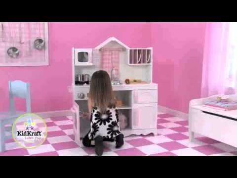 Kidkraft modern country kitchen review childrens role play