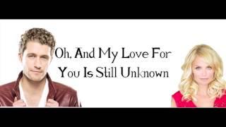 Alone - Glee Cast (Lyrics)