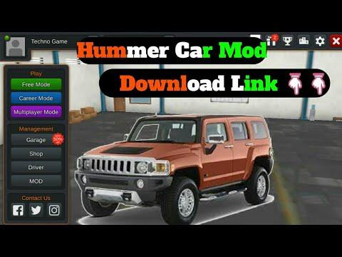 75+ Mod Bussid Mobil Hummer HD Terbaru