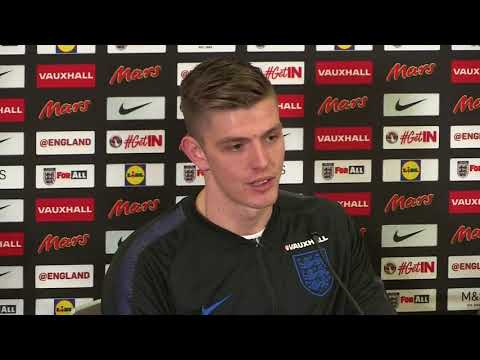 Nick Pope says he never thought he would play for England