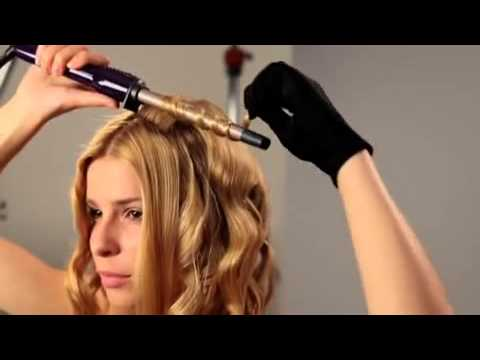 How to curl your hair with babyliss curling wand