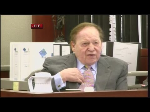 Sheldon Adelson reportedly new owner of Las Vegas Review-Journal
