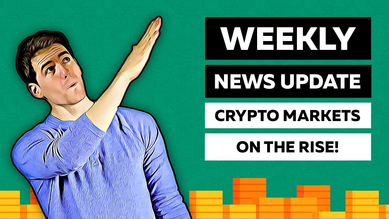 Crypto Market On The Rise! | Bitcoin & Crypto News Update #26
