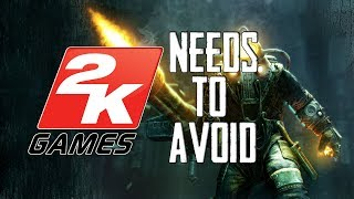One MASSIVE Thing Take-Two and 2K Games Needs to Avoid in Bioshock Parkside! (Microtransactions)