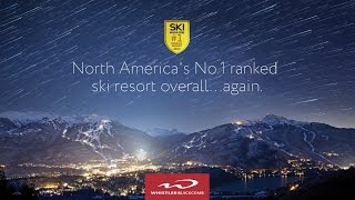 Whistler Blackcomb - 2014.15 No.1 Rated Resort