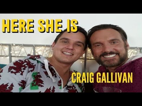 HERE SHE IS Season 2 Episode 3 CRAIG GALLIVAN