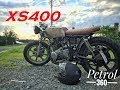 Yamaha xs400, Mid winter warm-up