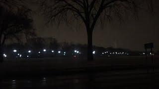SNOW In Washington DC LIVE