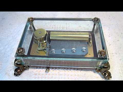 50 Note Reuge Music Box 3 Tune