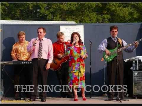 ♫ ♪The Singing Cookes♫ ♪. When I Cross That River. 2012.