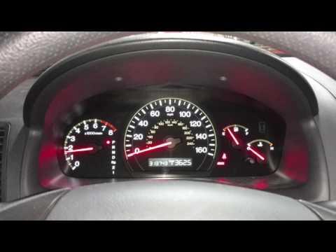 2003 Honda Accord high mileage