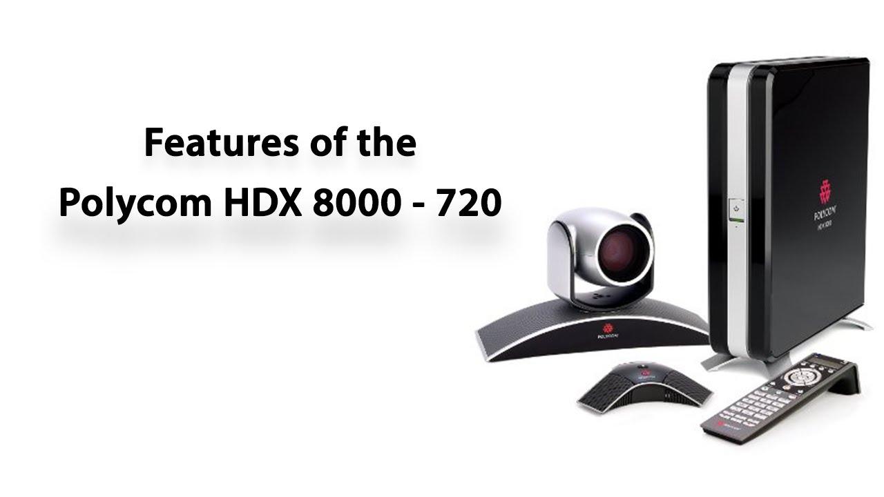 polycom hdx 8000 720 video conferencing system youtube rh youtube com polycom hdx 8000 installation guide polycom hdx 8000 setup guide