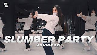 Slumber Party Ashnikko Dance Choreography By 김미주 Miju Lj Dance Studio 안무 춤 MP3