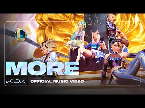 Youtube: MORE / K/DA
