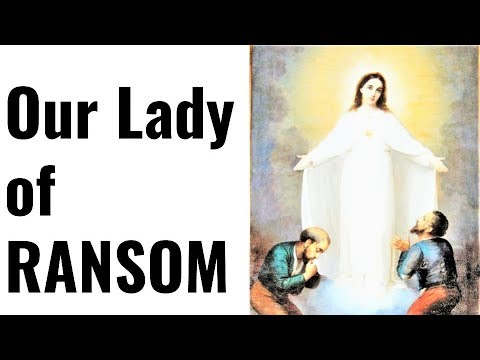 Powerful prayer to Our Lady of Ransom, Protector, Defender of Christians, Walsingham,Vallarpadam