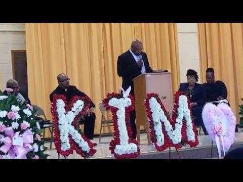 Kim Williams Homegoing Part 3 of 4 Elder Donnie Atkinson