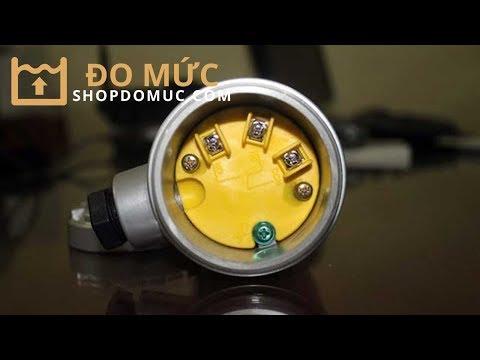 Các loại cảm biến đo mức thông dụng hãng Finetek
