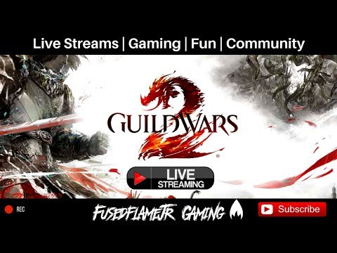 Guild Wars 2 PvP Live!!! thumbnail