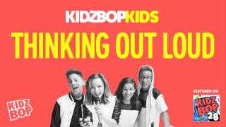 KIDZ BOP Kids - Thinking Out Loud (KIDZ BOP 28)