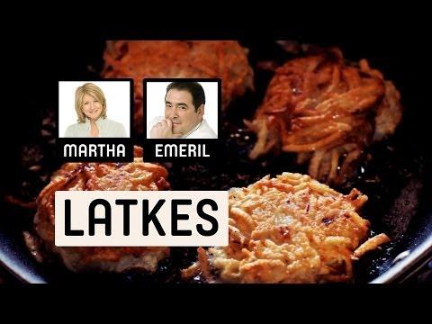 Recipe Wars - Best Potato Pancakes Latkes