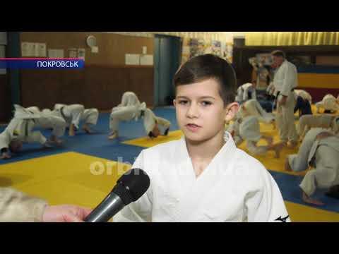 Покровські дзюдоїсти успішно виступили на чемпіонаті Донецької області