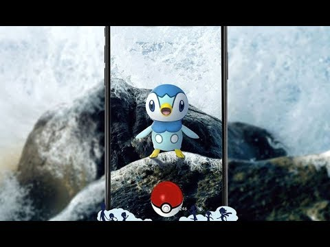 Pokemon Go Community Day Piplup/Tiplouf !