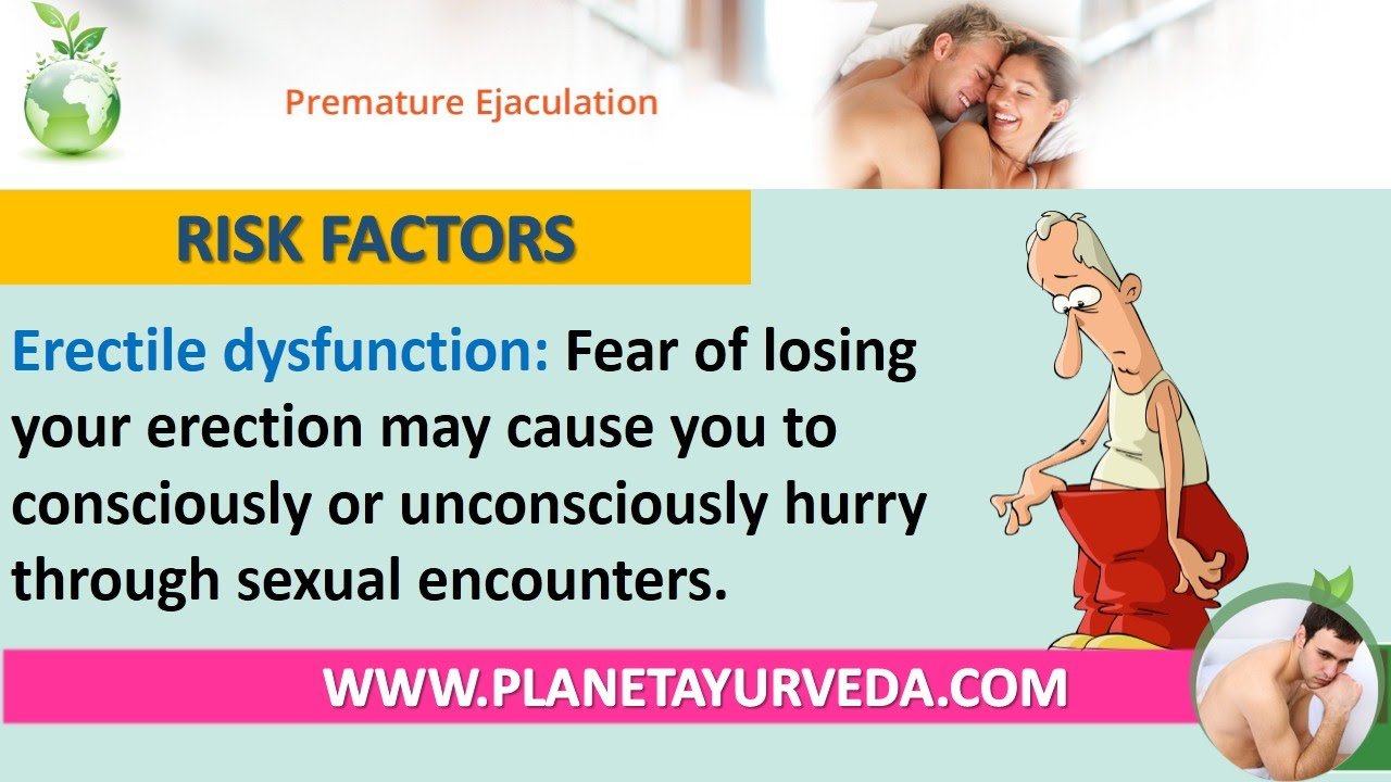 Fix premature ejaculation last longer bed