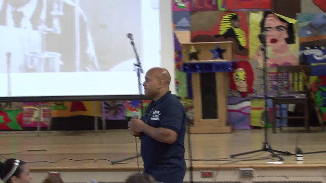 School principal gives school teacher a sex ed lesson - 5 5
