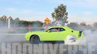 Dodge Challenger Scat Package 2014 Videos