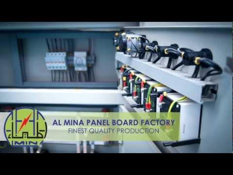 Al Mina Panel Board Factory, Riyadh