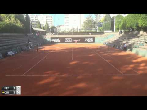 Bentes De Oliveira Pinto Rita Maria v Quiterio Lucia - 2016 ITF Porto