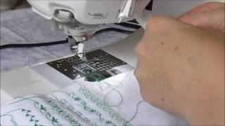Возможности швейной машины Brother ML-750/The possibility of the sewing machine Brother ML-750(Сегодня мы предлагаем вашему вниманию небольшой видеообзор возможностей швейной машины Brother ML-750. Это обычн..., 2016-06-14T18:29:31.000Z)