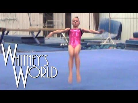 2015 USA Gymnastics TOPs Testing | Whitney