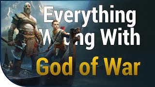 GAME SINS | Everything Wrong With God of War