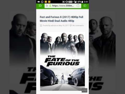 fast and furious 7 full movie free download in hindi 480p
