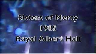Sisters of Mercy: Knocking on Heavens Door
