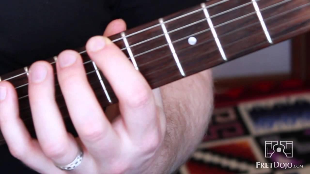 Jazz Guitar Improvisation for Beginners: 7 Simple Steps