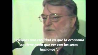 """281. MANFRED MAX NEEF: Lanzamiento libro de Reinaldo Carreño: """"Y los dioses quedaron cesantes""""."""