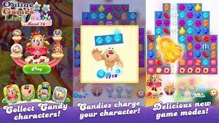 Candy Crush Friends Saga Android Gameplay screenshot 2