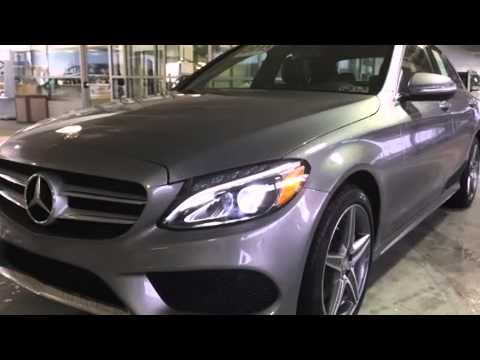 2015 Mercedes Benz C300 West Chester Pa Youtube