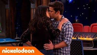iCarly   Beijos de Carly e Freddie   Nickelodeon em Português