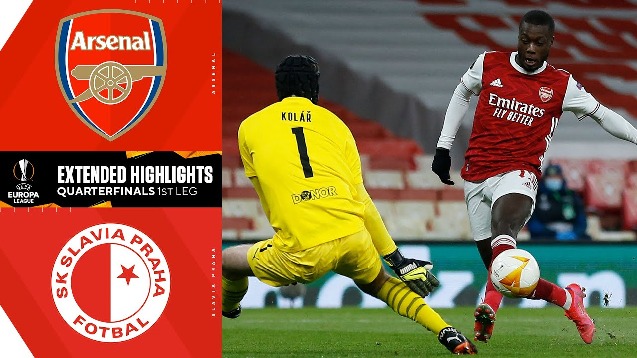 Europa League: Villarreal takes 2-1 lead over Arsenal