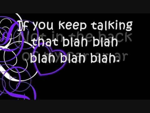 Kesha Blah Blah Blah Lyrics