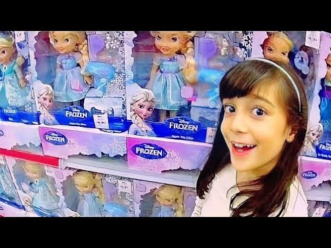 VLOG NO SHOPPING ★ Loja de Brinquedos e Realizando um sonho!!! com Youtuber Famosa