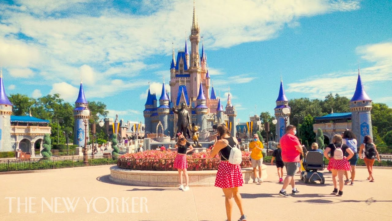 Why Go To Disney World During A Pandemic The New Yorker Youtube
