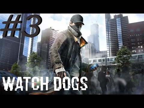 Watch Dogs Part 3 - Hacked Into ctOS & Online Hacker Appears?!