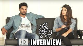 bhale-manchi-roju-exclusive-interviewwamiqa-gabbi-suddheer-babu
