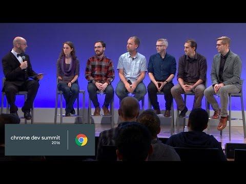 Browser Vendor panel (Chrome Dev Summit 2016)