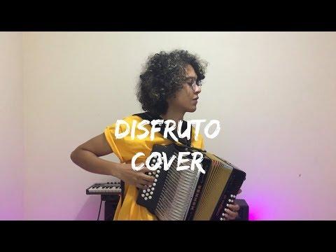Disfuto Harmoob & Sergio AcostaRemix - Carla Morrison Mulett acordeón cover
