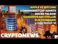 ¡APPLE VS BITCOIN! ¿COINMARKETCAP MANIPULADO? ¡GANA 50$ STELLAR! /CRYPTONEWS 2019